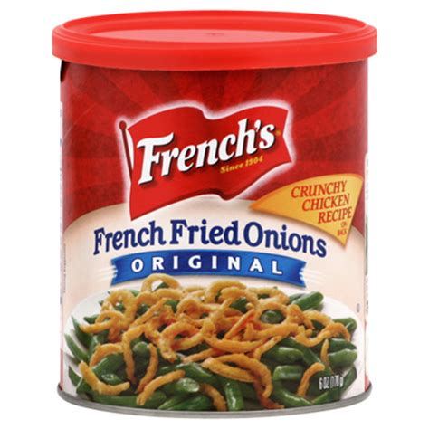 Frenchs French Fried Onions   6 oz