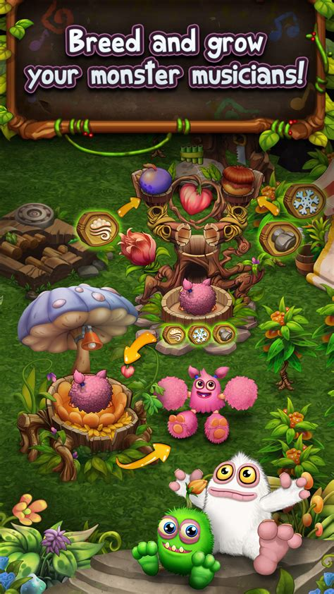 singing monsters dawn fire game android games