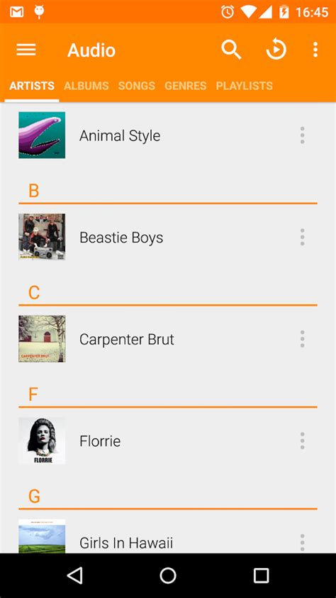 vlc android apk vlc for android apk android cats video players