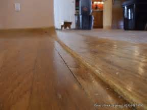 transition strips flooring contractor