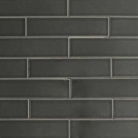 modwalls usa   ceramic subway tile  gray color