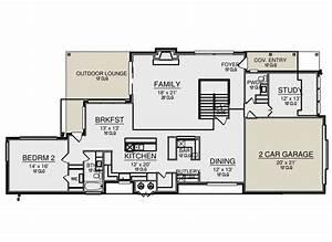 House, Plan, 5445-00448