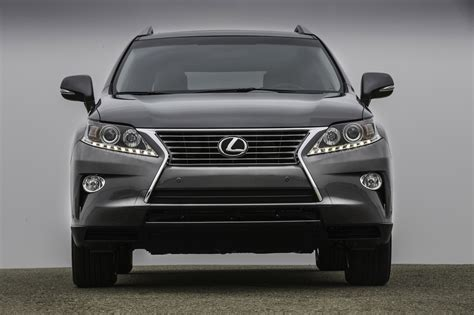 lexus rx      top review
