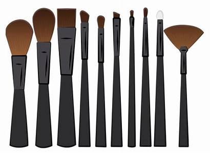 Makeup Brush Transparent Brushes Flawless Pngkite Forward
