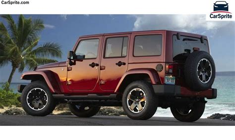 jeep wrangler  prices  specifications  bahrain