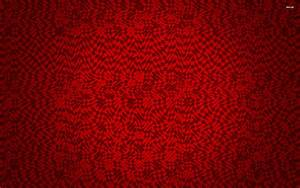 Wavy red pattern wallpaper - Digital Art wallpapers - #1281