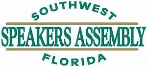 Speakers Assembly Starts New Year With Former Florida Gov