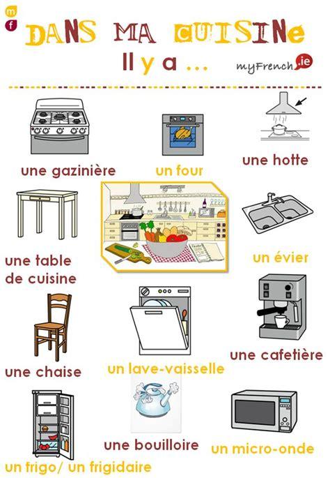 ma cuisine dans ma cuisine il y a la langue fran 231 aise