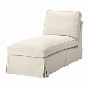 IKEA EKTORP Free Standing Chaise Longue COVER Slipcover