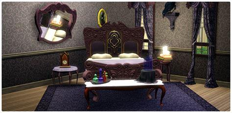 chambre sims 3 chambre gothique store les sims 3