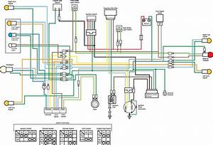 12  Honda Wave 100 Motorcycle Wiring Diagram -
