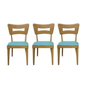 2 heywood wakefield side dogbone dining chairs m154a 20