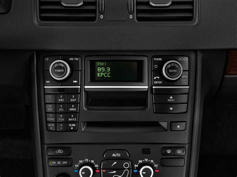 Volvo Audio System by Image 2011 Volvo Xc90 Fwd 4 Door I6 Audio System Size