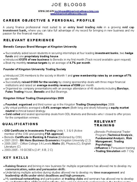 Day Trader Resume by Writing A Resume 2013 Free Sle Resume For Child Care Worker Indian Resume For