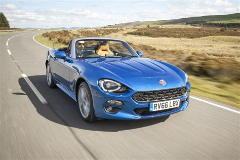fiat spider 124 fiat 124 spider lusso plus review