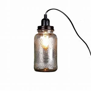 Glass jar table lamp dunelm flat pinterest jars for Glass jar floor lamp