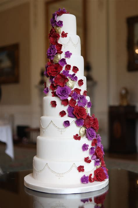 wedding cake trends la belle cake company