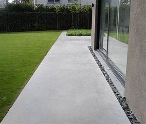 Terrasse Bauen Beton : beton einfahrt hof betonboden terrasse beton und haus und garten ~ Orissabook.com Haus und Dekorationen
