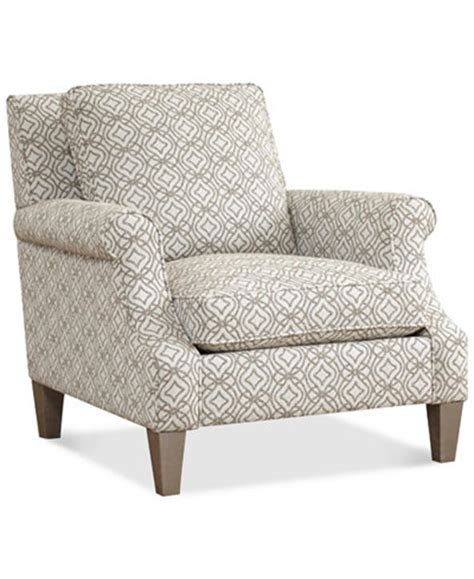 ripa camley accent chair furniture macy s
