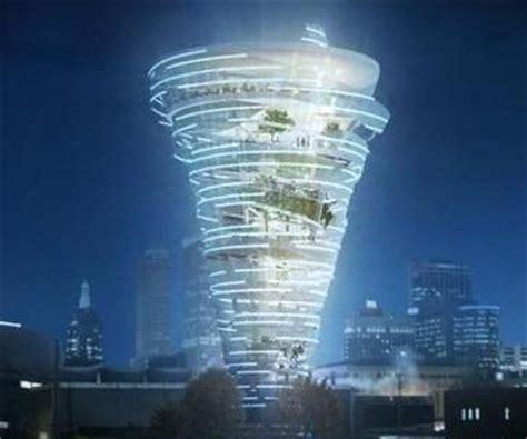 firm proposes tornado shaped skyscraper