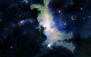 Space Art Wallpaper - Space Wallpaper (7076783) - Fanpop