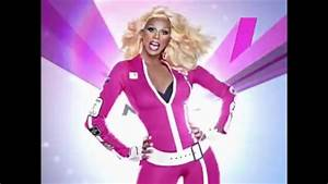 RuPaul's Drag Race - Theme Song - UK Concept - YouTube