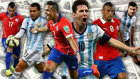 Descubra qual é melhor, assim como respectivas performances no ranking de países. Copa America 2016 Match 7 Argentina Vs Chile Where To Watch Live Score Lineup