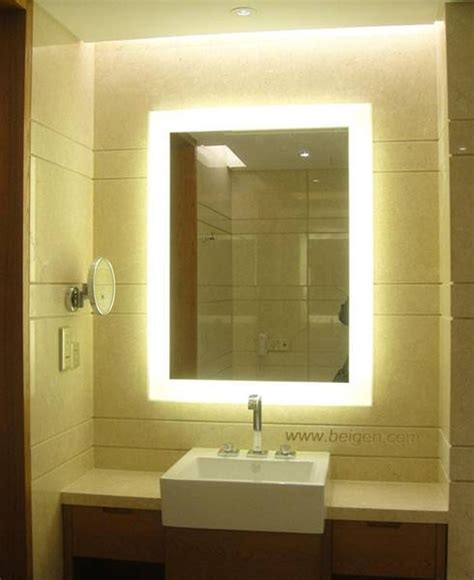 Illuminated Bathroom Mirrors Uk by 15 Photo Of Led Lit Bathroom Mirrors