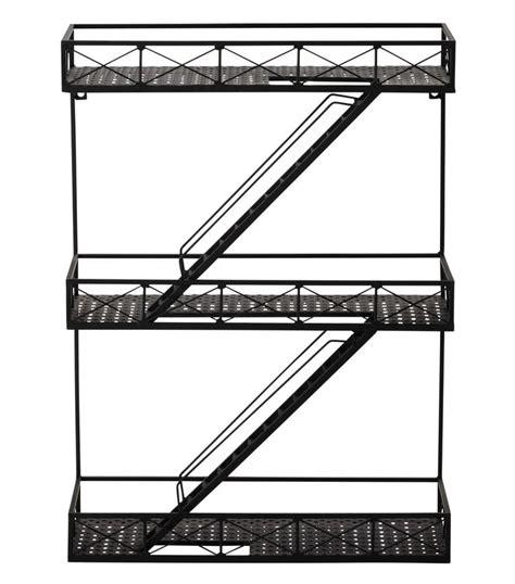 étagère en fer forgé pour cuisine etagere en fer forge pour cuisine cgrio