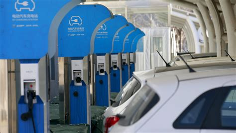 China Wants Its Electricvehicle Owners To Have The Best