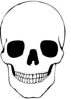 printable pictures  skulls fileskull iconsvg
