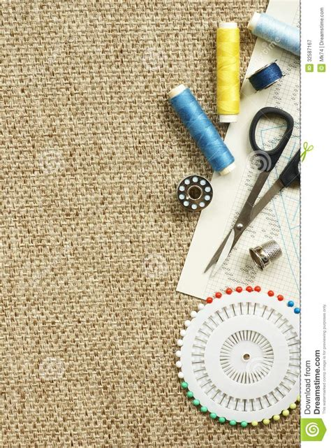 sewing background stock image image  copy scissors