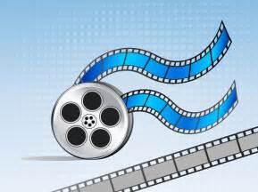 Film Reel Vector Clip Art