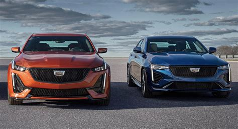 Cadillac Supercar 2020 by 2020 Cadillac Ct4 And Ct5 V Aren T What We Wanted Or