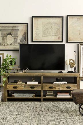 Decorating Ideas Tv Consoles by 30 Modern Farmhouse Tv Stand Ideas Kawaii Interior