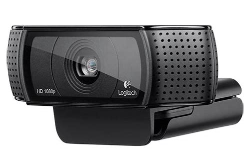 download logitech hd pro c920