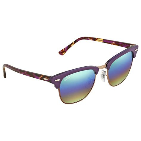 4.8 out of 5 stars based on 43 product ratings(43). Ray Ban RB3016 221C3E 49 Clubmaster Sunglasses
