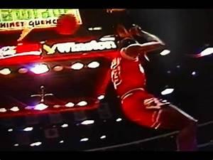 """Michael Jordan"" ""Slam Dunk Contest"" Slow Motion Dunks ..."
