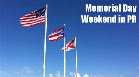 Memorial Day Weekend in Puerto Rico - El Canario Lagoon Hotel