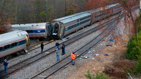 This The Fourth Fatal Crash Involving An Amtrak Train In
