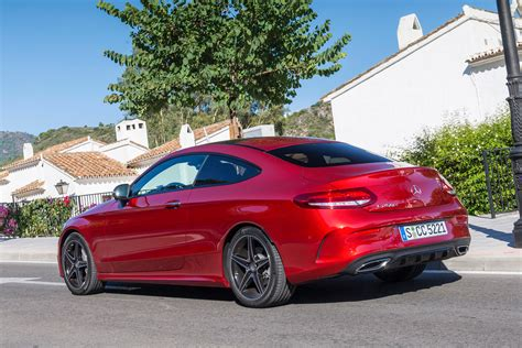 Mercedes C Class Coupe Picture by New Mercedes C Class Coupe 2015 Review Pictures Auto