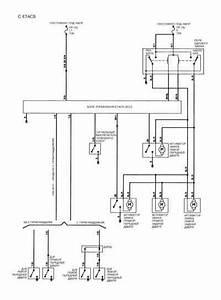 Mitsubishi Galant Wiring Diagrams