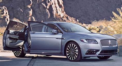 Place Your Order For The 2020 Lincoln Continental Coach ...