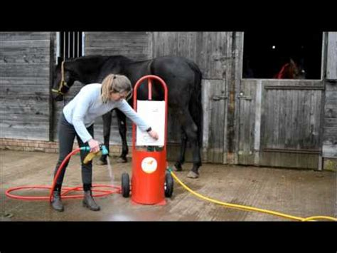 equine shower shower mobile c demo wmv