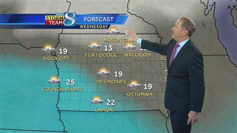 weather kcci forecast