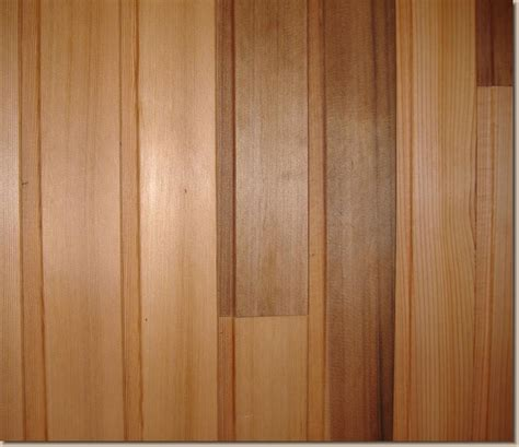 Cedar Wainscoting by Tb Cedar Products Our Products