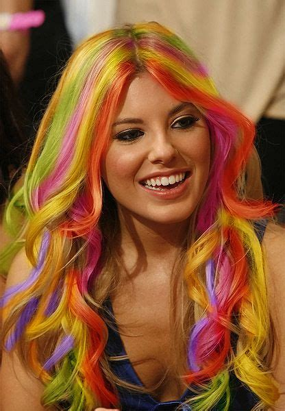 Different Color Hair by 38 Best Hairstyles And Colors Images On
