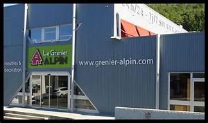 Le Grenier Alpin : nos magasins grenier alpin grenier alpin ~ Melissatoandfro.com Idées de Décoration