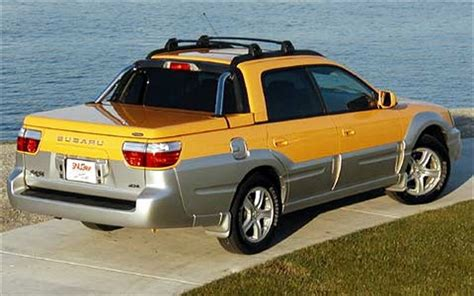 subaru pickup for the great cover up feature gear truck trend