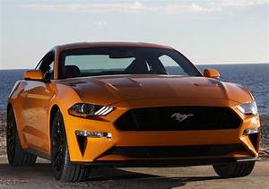 2018 Ford Mustang Production Numbers